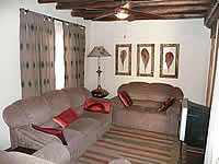 Self catering accommodation in Hazyview with lounge